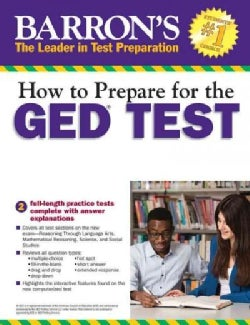Barron's How to Prepare for the GED Test (Paperback)