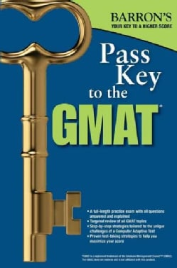 Barron's Pass Key to the GMAT (Paperback)