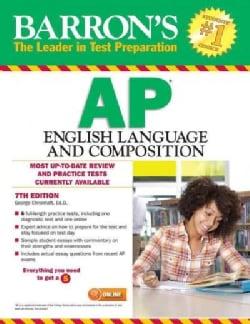 Barron's AP English Language and Composition (Paperback)