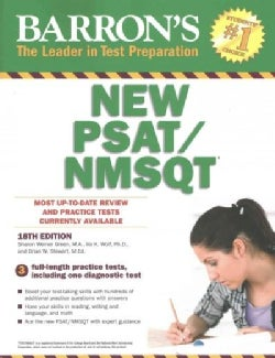 Barron's New PSAT/NMSQT (Paperback)