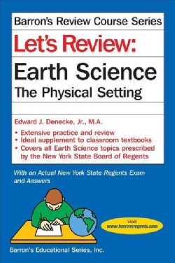 Let's Review Earth Science: The Physical Setting (Paperback)