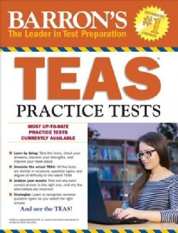 Barron's Teas Practice Tests (Paperback)