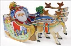 Santa's Sleigh (Board book)