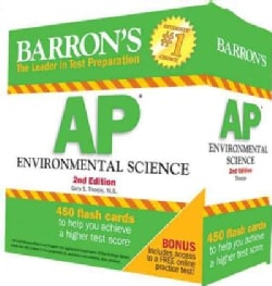 Barron's AP Environmental Science Flash Cards