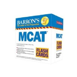 Barron's MCAT (Cards)