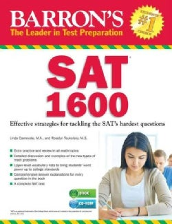 Barron's SAT 1600: Aiming for the Perfect Score