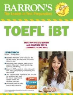 Barron's TOEFL iBT: Internet-based Test