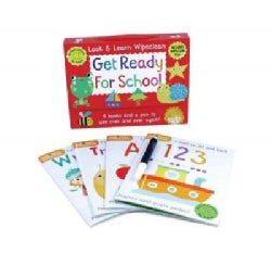 Get Ready for School: Books and a Pen to Use over & over Again!