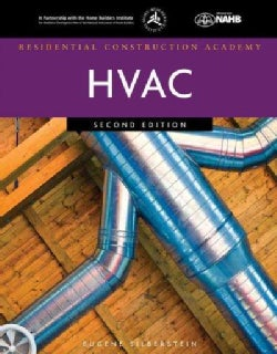 Residential Construction Academy HVAC (Hardcover)