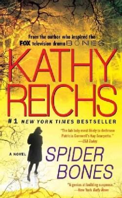 Spider Bones (Paperback)