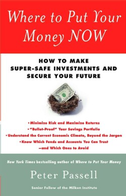 Where to Put Your Money Now: How to Make Super-Safe Investments and Secure Your Future (Paperback)