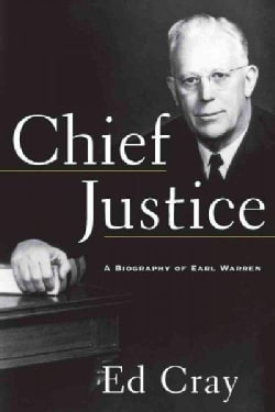 Chief Justice: A Biography of Earl Warren (Paperback)