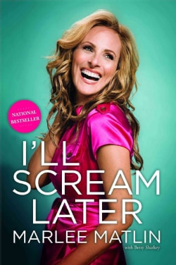 I'll Scream Later (Paperback)