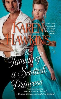 The Taming of a Scottish Princess (Paperback)