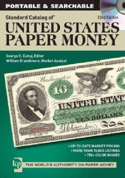 Standard Catalog of United States Paper Money (CD-ROM)