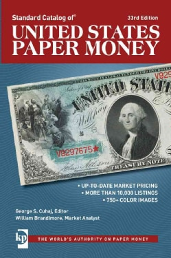 Standard Catalog of United States Paper Money (Paperback)