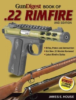 Gun Digest Book of .22 Rimfire (Paperback)