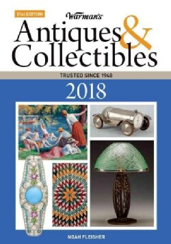 Warman's Antiques & Collectibles 2018 (Paperback)
