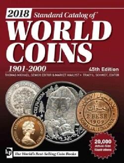 2018 Standard Catalog of World Coins 1901-2000 (Paperback)