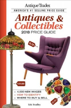 Antique Trader Antiques & Collectibles Price Guide 2018 (Paperback)