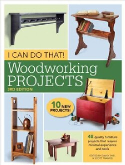I Can Do That! Woodworking Projects (Paperback)