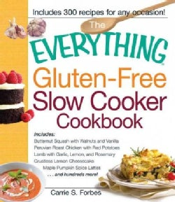 The Everything Gluten-Free Slow Cooker Cookbook (Paperback)
