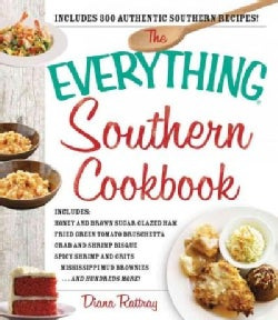 The Everything Southern Cookbook (Paperback)