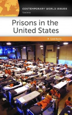 Prisons in the United States: A Reference Handbook (Hardcover)