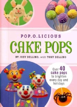 Pop.O.Licious Cake Pops (Hardcover)