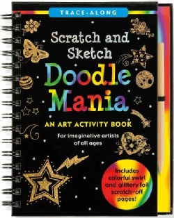 Doodle Mania Scratch & Sketch (Notebook / blank book)