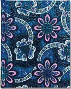 Indigo Mandala Journal (Diary)