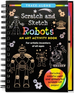 Robots Scratch and Sketch (Paperback)