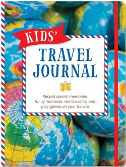 Kids' Travel Journal (Notebook / blank book)