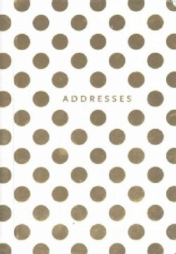 Gold Dots Address Book (Address book)
