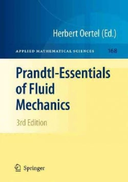 Prandtl-Essentials of Fluid Mechanics (Hardcover)