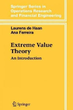 Extreme Value Theory: An Introduction (Paperback)