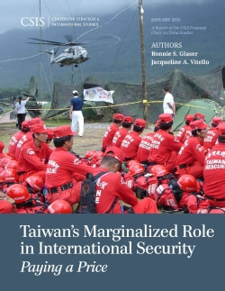 Taiwan's Marginalized Role in International Security: Paying a Price (Paperback)