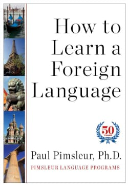 How to Learn a Foreign Language (Hardcover)