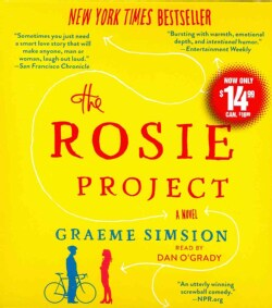 The Rosie Project (CD-Audio)