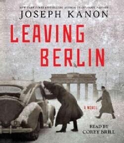 Leaving Berlin (CD-Audio)