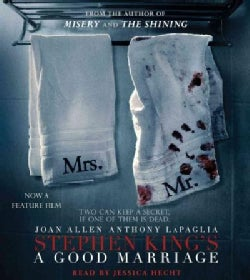 A Good Marriage (CD-Audio)