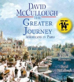 The Greater Journey: Americans in Paris (CD-Audio)