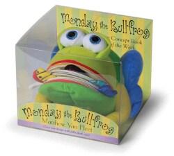 Monday the Bullfrog (Novelty book)