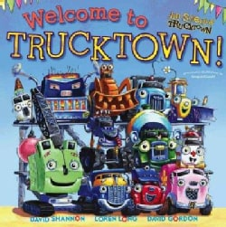Welcome to Trucktown (Paperback)