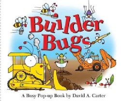 Builder Bugs: A Busy Pop-up Book (Hardcover)