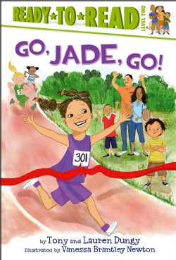 Go, Jade, Go! (Hardcover)