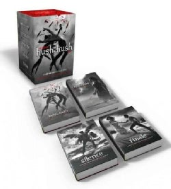 The Complete Hush, Hush Saga: Hush, Hush / Crescendo / Silence / Finale (Hardcover)