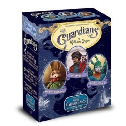 The Guardians: Nicholas St. North and the Battle of the Nightmare King / E. Aster Bunnymund and the Warrior Eggs ... (Hardcover)