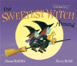 The Sweetest Witch Around (Hardcover)