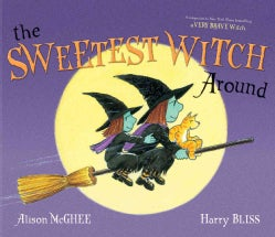 The Sweetest Witch Around (Paperback)